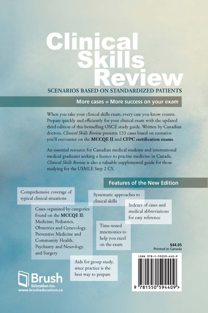Clinical skills review scenarios based on standardized patients zu clinical skills review scenarios based on standardized patients zu hua gao md phd frcpc christopher naugler md frcpc 9781550594409 books amazon fandeluxe Image collections