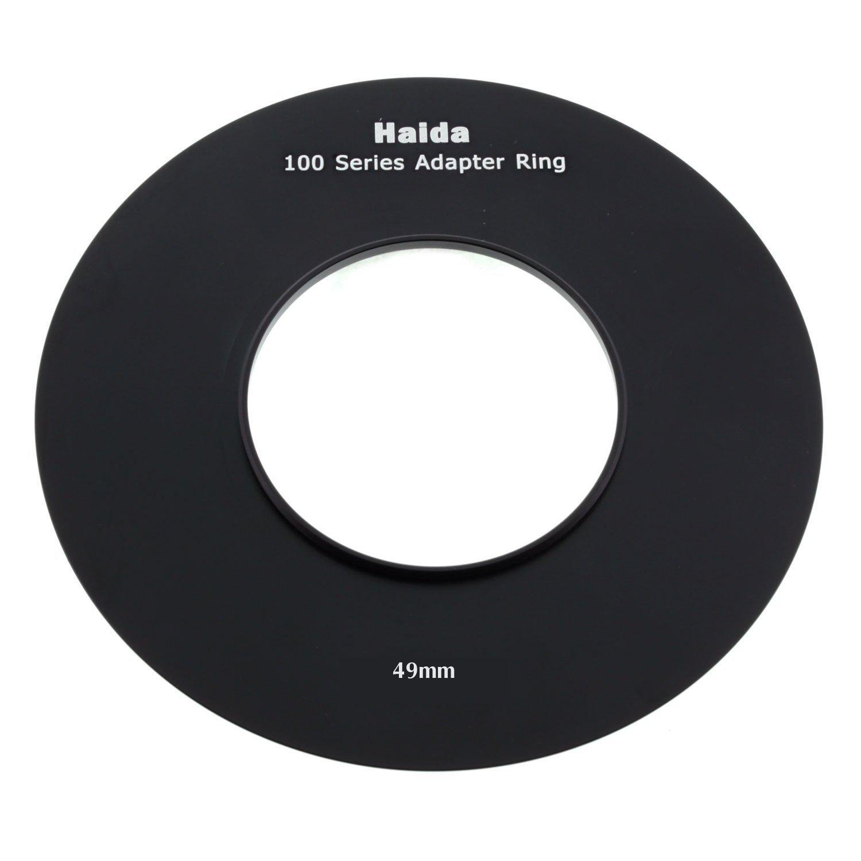Haida 49mm Metal Adapter ring for 100 Series Filter Holder fits 49 Lens / Lenses