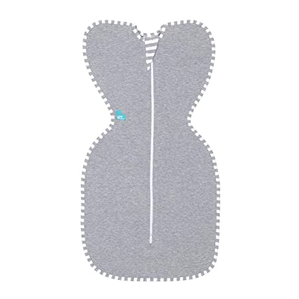 Love to Dream - Arrullo LTD101001GRS envolvente de saco de dormir para bebés (de 3