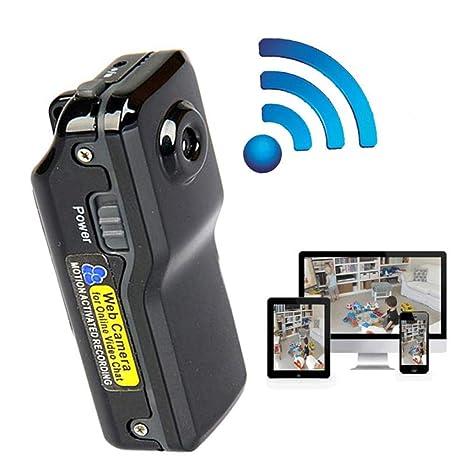 DVCZ Mini Cámara Md81s Cámara Inalámbrica Remota Control Md80 Actualización Md81 Cámara WiFi DVR Monitor De