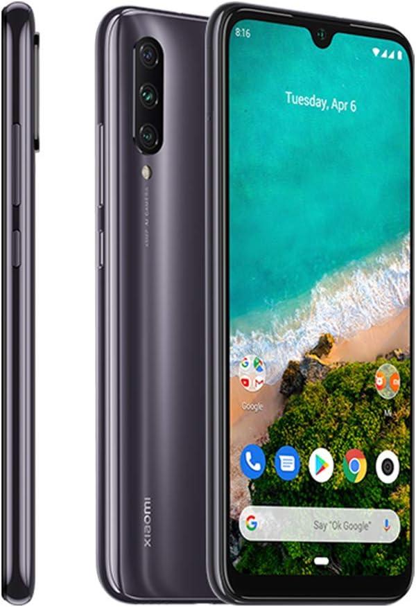 Xiaomi Mi A3 Smartphones 4 GB RAM + 128 GB ROM, Pantalla de 6.088 ...