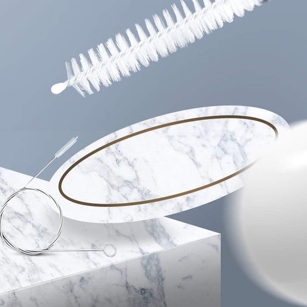 002fr K/ühlschrank Ablaufloch Reinigungsb/ürste Kalt Raum Abflussloch Dredgingb/ürste Silber
