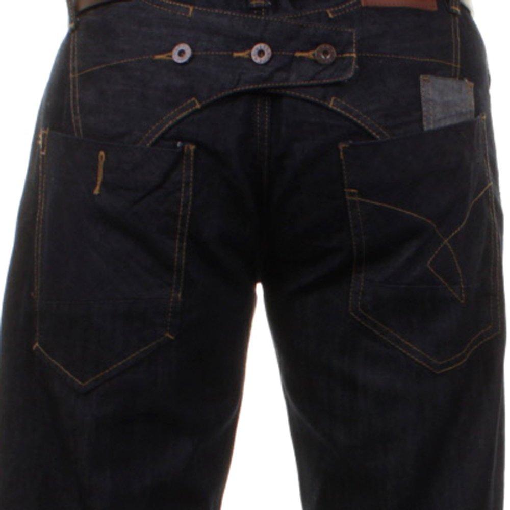 d7da4118 Mens Firetrap Editor Fit Straight Leg Casual Jeans In Denimwash & Indigo:  Amazon.co.uk: Clothing
