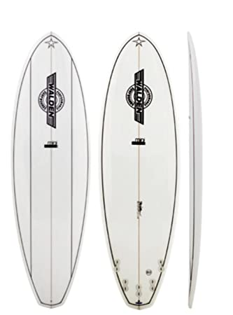 "Walden Unisex Mini Mega Magic SLX 7 6 "" – Tabla de surf"