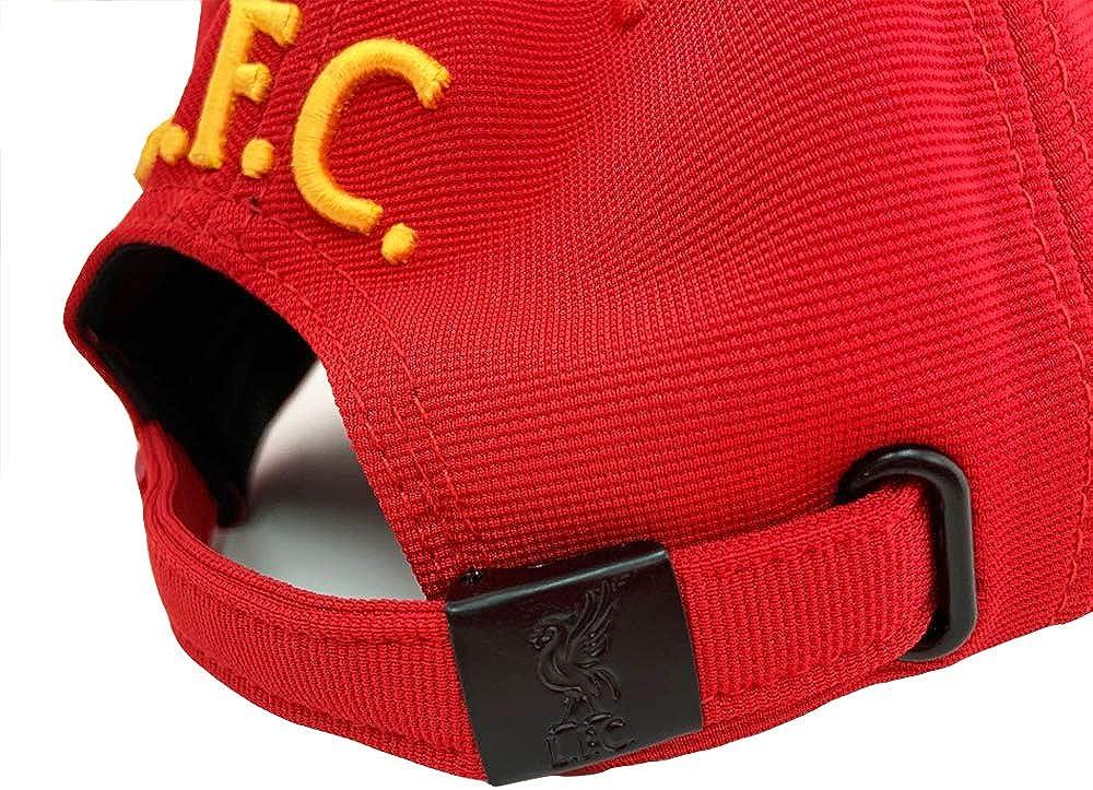 VKOTONY The Football Club Logo Embroidered Baseball Adjustable Cap for World Soccer Team Fan