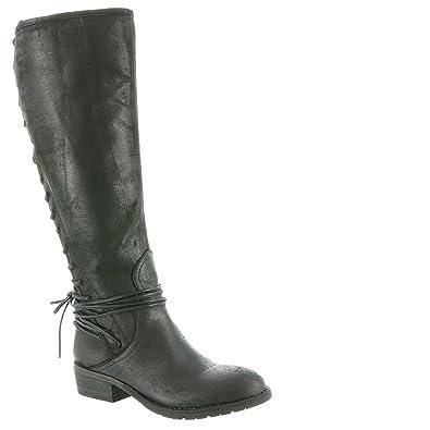 Very Volatile Marcelina Women's Boot 6 B(M) US Black