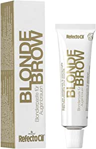 Refectocil Bleaching Paste For Eyebrows - 0 Blonde (15ml)