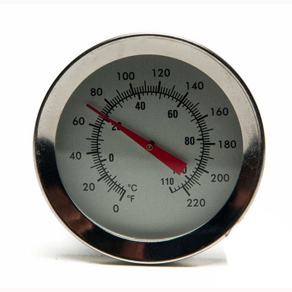 Home Brew Stuff TH-12HomeBrewStuff 12'' SS Dial Thermometer Homebrewing Brew Kettle Brew Pot by Home Brew Stuff (Image #2)