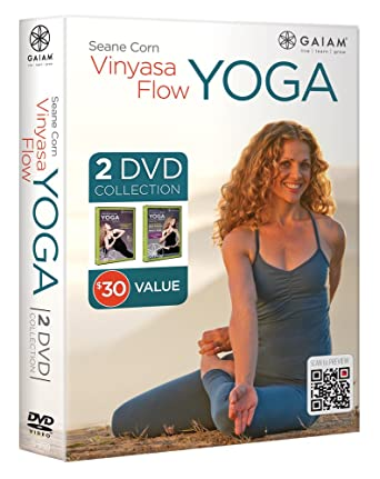 Amazon.com: Seane Corn Vinyasa Flow Yoga: Seane Corn, Gaiam ...