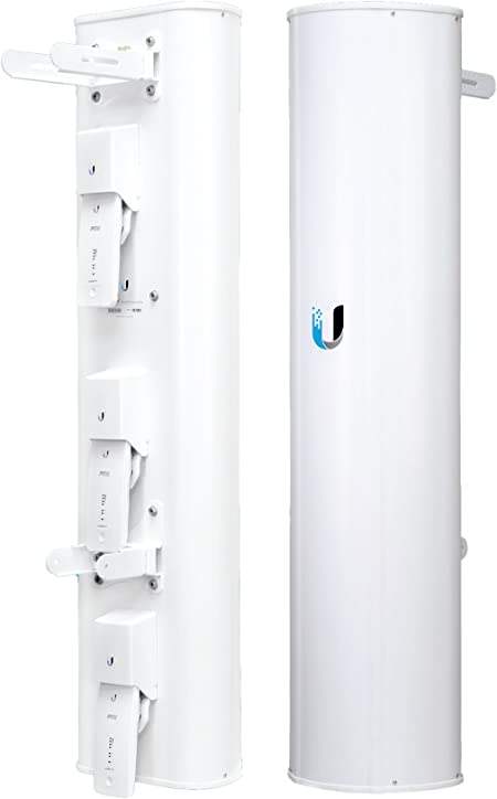 Ubiquiti Networks AP-5AC-90-HD Sector Antenna RP-SMA 22dBi - Antena (22 dBi, 5.15-5.85, 30°, 30°, Sector Antenna, RP-SMA)