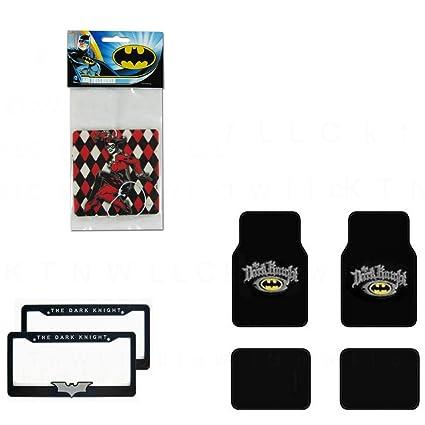 A Set Of 5 Piece Gift 1 Air Freshener 2 Front Floor Mats