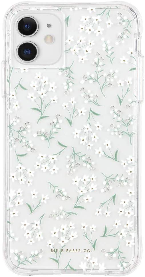 Rifle Paper CO. - iPhone 11 Case - Floral Design - Embellished Petite Fleurs