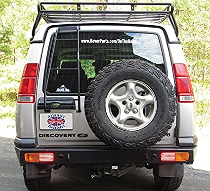 Roof Rack Ladder >> Amazon Com Land Rover Stc8125 Stc50134 Steel Roof Rack Ladder For