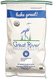 product image for Great River Organic Milling Organic Specialty Spelt Flour, 25-pounds (Pack of1)