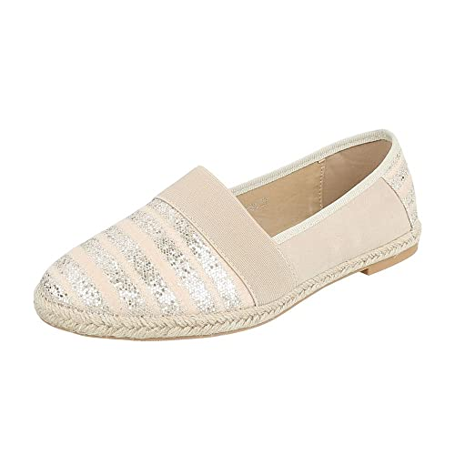 Slipper Damenschuhe Low-Top Blockabsatz Moderne Ital-Design Halbschuhe