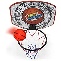 Twitfish® - Mini Hoop Panier de Basketball