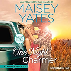 One Night Charmer Audiobook
