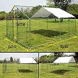 walnest Large Walk in Chicken Coop Hen House Enclosure...