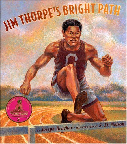 Jim Thorpe's Bright Path by Lee & Low Books (Image #1)