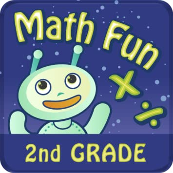 Amazoncom Math Fun 2nd Grade Multiplication Division Hd