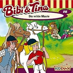 Die wilde Meute (Bibi und Tina 28)
