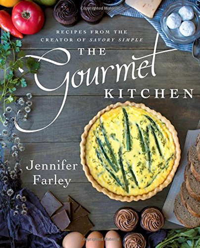 The Gourmet Kitchen: Recipes from the Creator of Savory Simple (Best Cauliflower Crust Recipe)