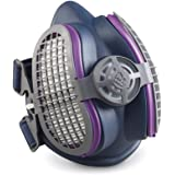 Half Mask Respirator, M/L, Single Filter