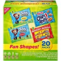 Nabisco Fun Shapes Cookies & Crackers Variety Pack (20 Count)