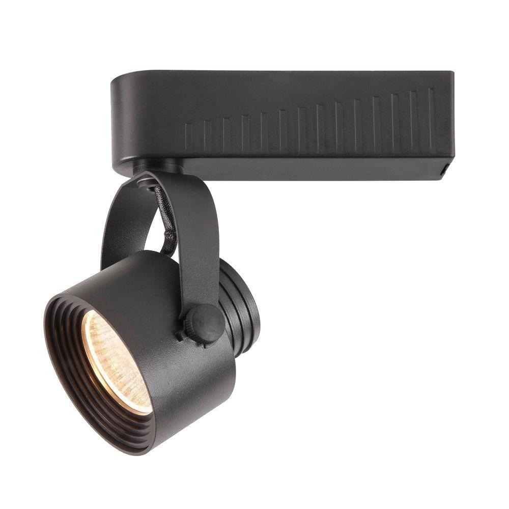 Hampton Bay Dimmable LED Gimbal Track Lighting Head