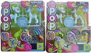 Amazon.es: HASBRO 326635 My Little Pony Pop Tema – Styling Set zecora Pack, color/modelo surtido: Juguetes y juegos