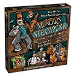 Steve Jackson Games Munchkin Steampunk Deluxe Card Game 6