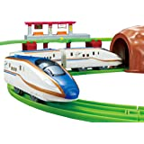 プラレール にぎやかアナウンス! サウンドE7系新幹線かがやきレールセット