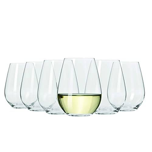 Maxwell Williams Vino Stemless White Wine 400 ml (Set of 6)
