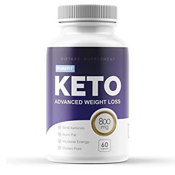 Purefit Keto Weight Loss Pills For Men And Women Ketogenic Diet Supplement Burn
