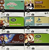 #3: Keurig Single-Serve K-Cup Pods, Variety Pack, 72 Count (6 Boxes of 12 Pods)