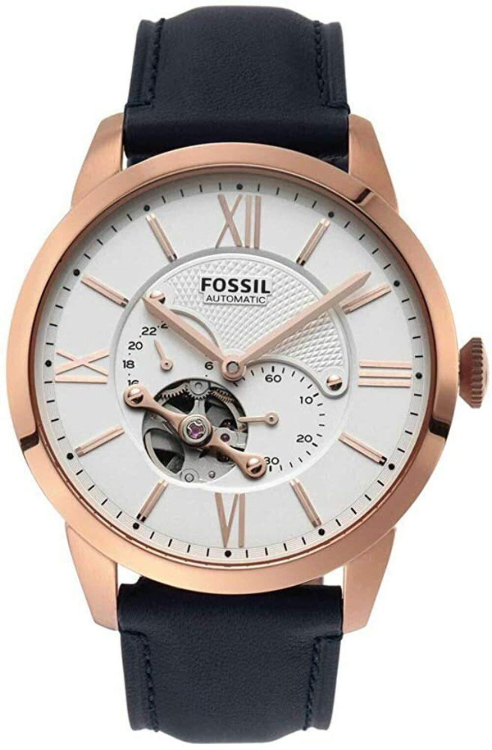 Men's Townsman Stainless Steel Mechanical Automatic Watch