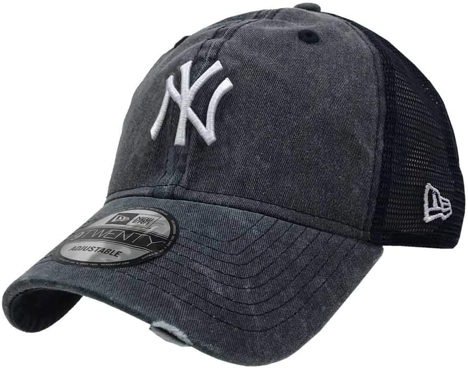 New York Yankees Tonal Washed 2 9TWENTY Adjustable Hat/Cap