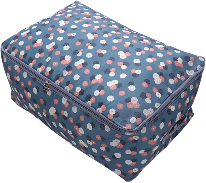 Gardenia Cabilock Foldable Storage Bags Pillow Beddings Blanket Clothes Breathable Lifewit Storage Bag Organizer Containers with Zipper