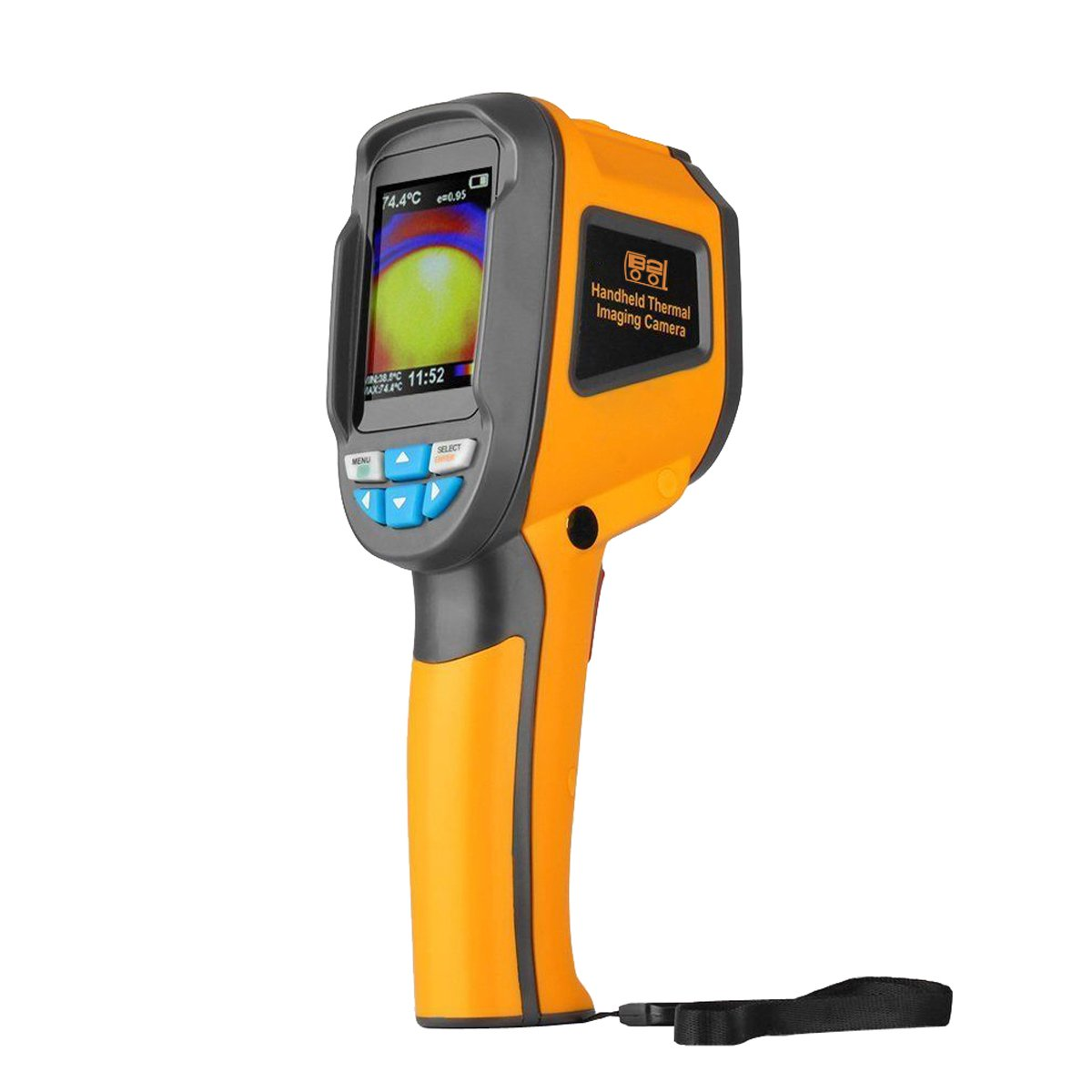 B2COOL Lnfraredgrip Non-contact Visual image Infrared Temperature Gun Thermometer Range -4℉~ 572℉ (-20~300°C) & IR Resolution 3600 Pixels