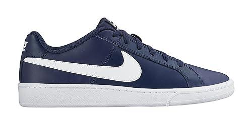 timeless design 4e338 e57cc Nike Court Royale, Mens Trainers, Blue (Midnight NavyWhite), 6.5