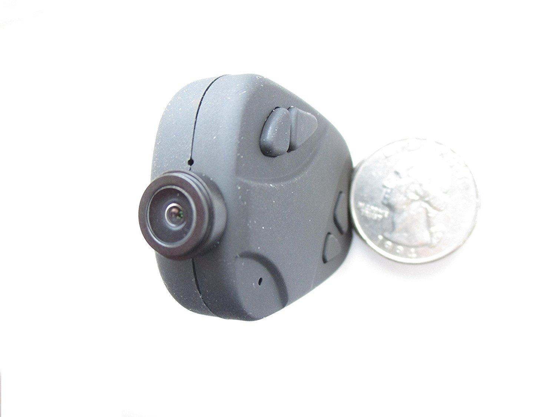 MATECam Hidden Camera 808 1080P Keychain Camera Wide Angle 120 Degree RC Camera Drone Camera by MATECam (Image #1)