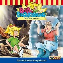 Oma Grete in Gefahr (Bibi Blocksberg 123) Hörspiel von Klaus-Peter Weigand Gesprochen von: Susanna Bonasewicz, Gunter Schoß