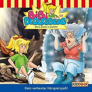 Oma Grete in Gefahr (Bibi Blocksberg 123) Hörspiel