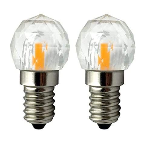 Bombilla LED (E14, SES, 2 W (20 W), rosca pequeña