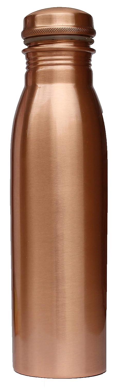 Signoraware Aqua MATT Copper Bottle, 1000ml, Set of 1, Copper