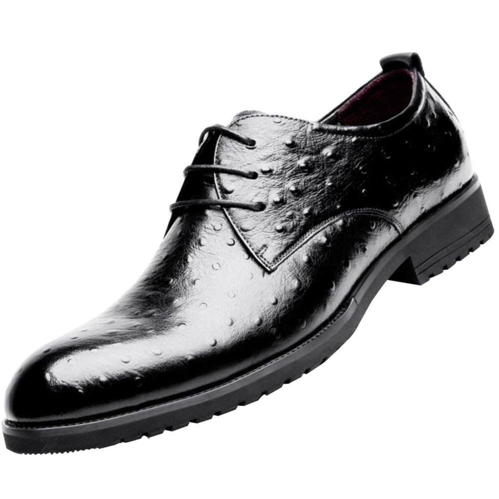 MYXUA Herren Derby Hochzeit Schuhe Business Casual Casual Casual Schuhe Kleid Schuhe a4579c