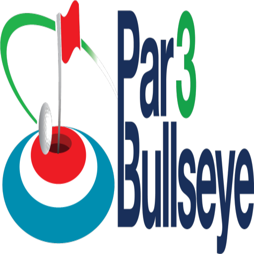 Golf Par 3 Bulls Eye -
