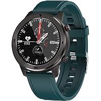 Reloj inteligente para hombre, rastreador de actividad física, reloj inteligente deportivo, monitorización del sueño…
