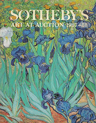 Sotheby's Art at Auction, 1987-88 from Brand: Sotheby Parke Bernet Pubns