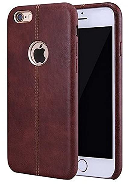 wholesale dealer 8b109 83142 Meephone Leather Back Cover for Apple iPhone 5/5s(Red)